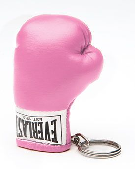 Get in gear pink boxing glove keyring gloves kick boxing and get in gear pink boxing glove keyring sciox Gallery