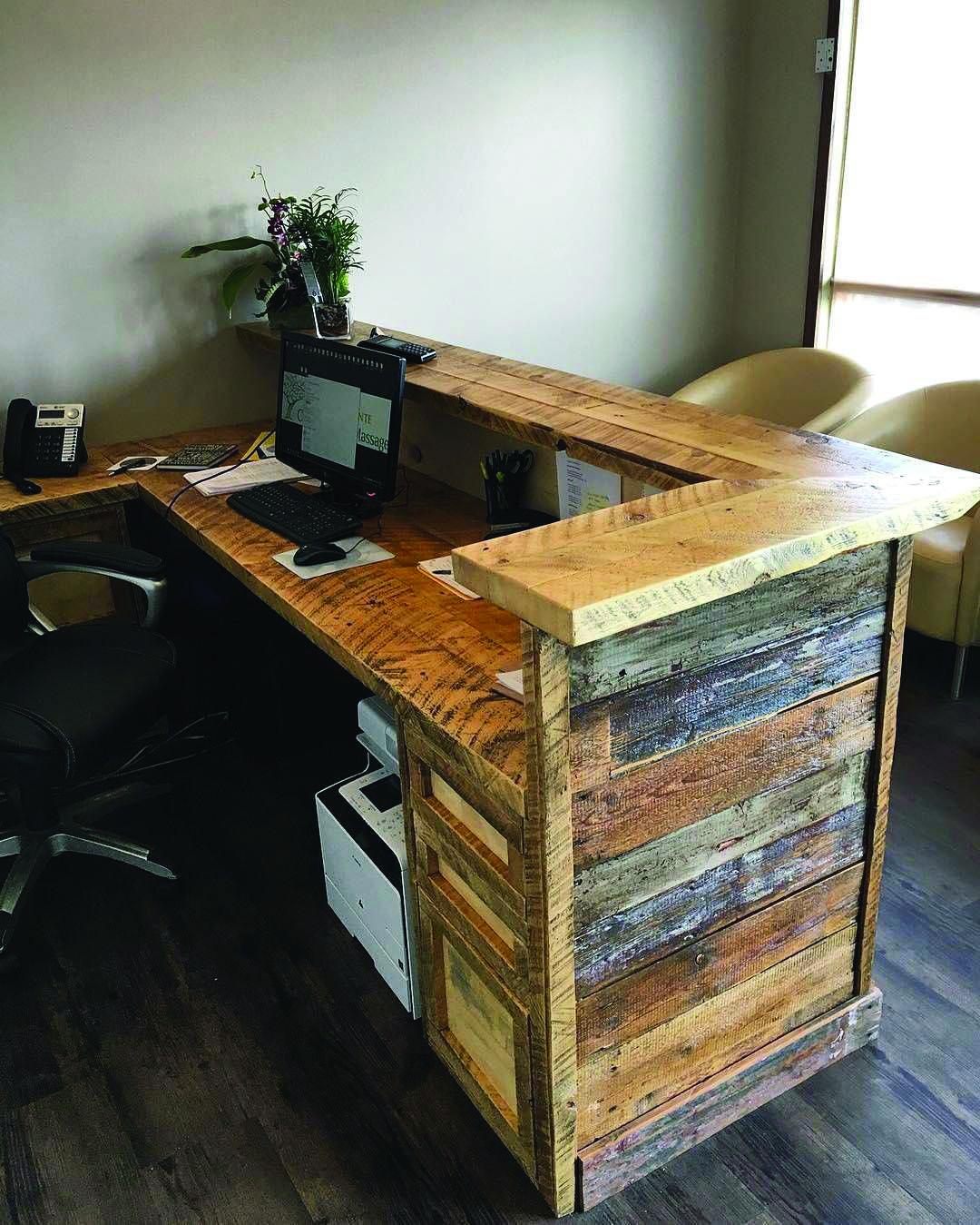 30 Celebration Desk Tips 2019 Trends Small Rustic Wood Modern