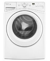 Whirlpool White Cu Ft Duet High Efficiency Front Load Washer - Abt washers
