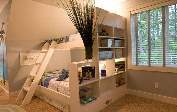 30 Great Double Decker Bed Ideas You And Your Kids Will Love For Their Sleepover Bunk Beds With Storage Kids Bunk Beds Cool Bunk Beds