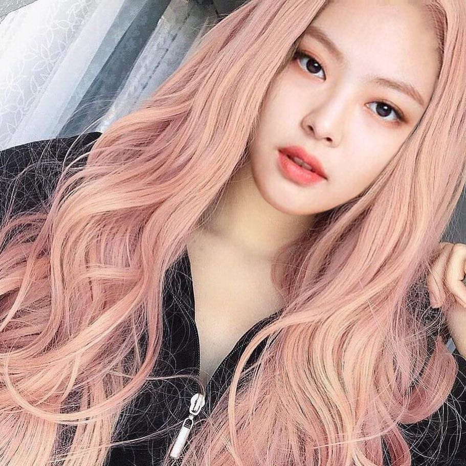 Nerd Turn Playgirl J J K Ff Blackpink Jennie Long Hair Styles Black Pink Kpop
