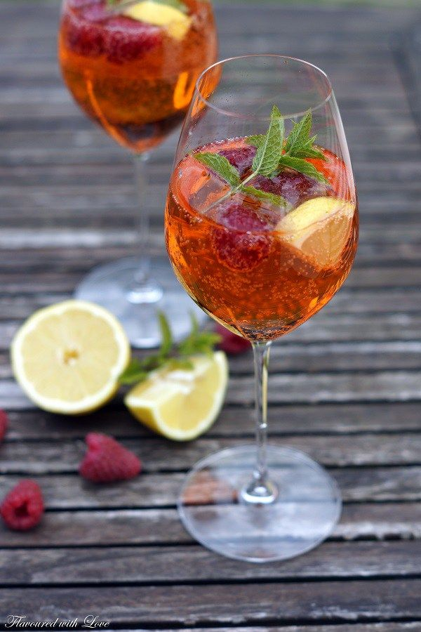 Sommer Aperol-Spritz #cocktaildrinks