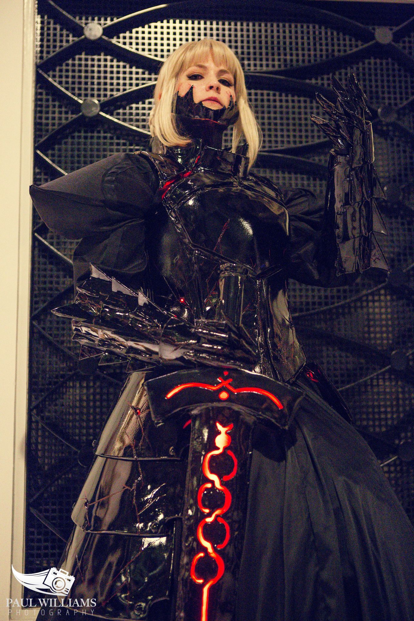 Saber Alter cosplay by Nova Star Cosplay. Photo by Paul