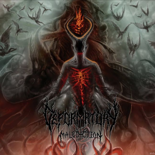 Tech-Death Tuesday: Bask In The Brilliant Brutality Of POSTHUMOUS BLASPHEMER And DEFORMATORY