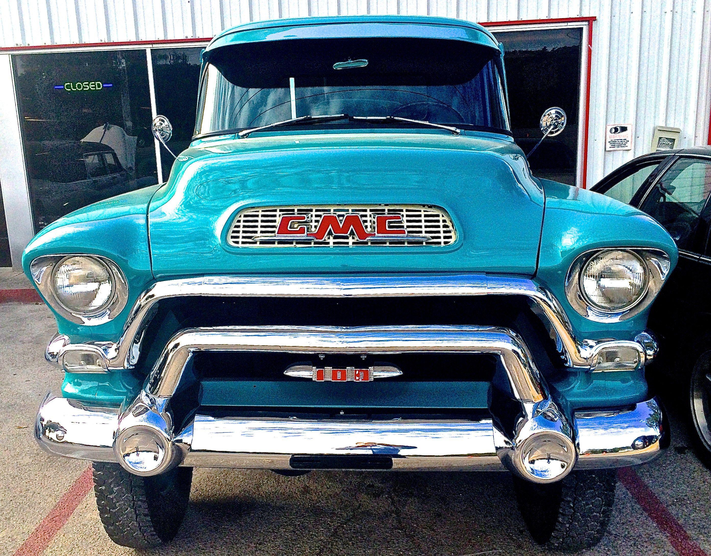 1956 Gmc Napco 4 4 Truck For Sale At Motoreum Gmc Trucks Trucks 4x4 Trucks