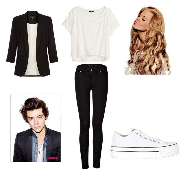 """HARRY GIRLS :$"" by jessicahoran2010 ❤ liked on Polyvore"