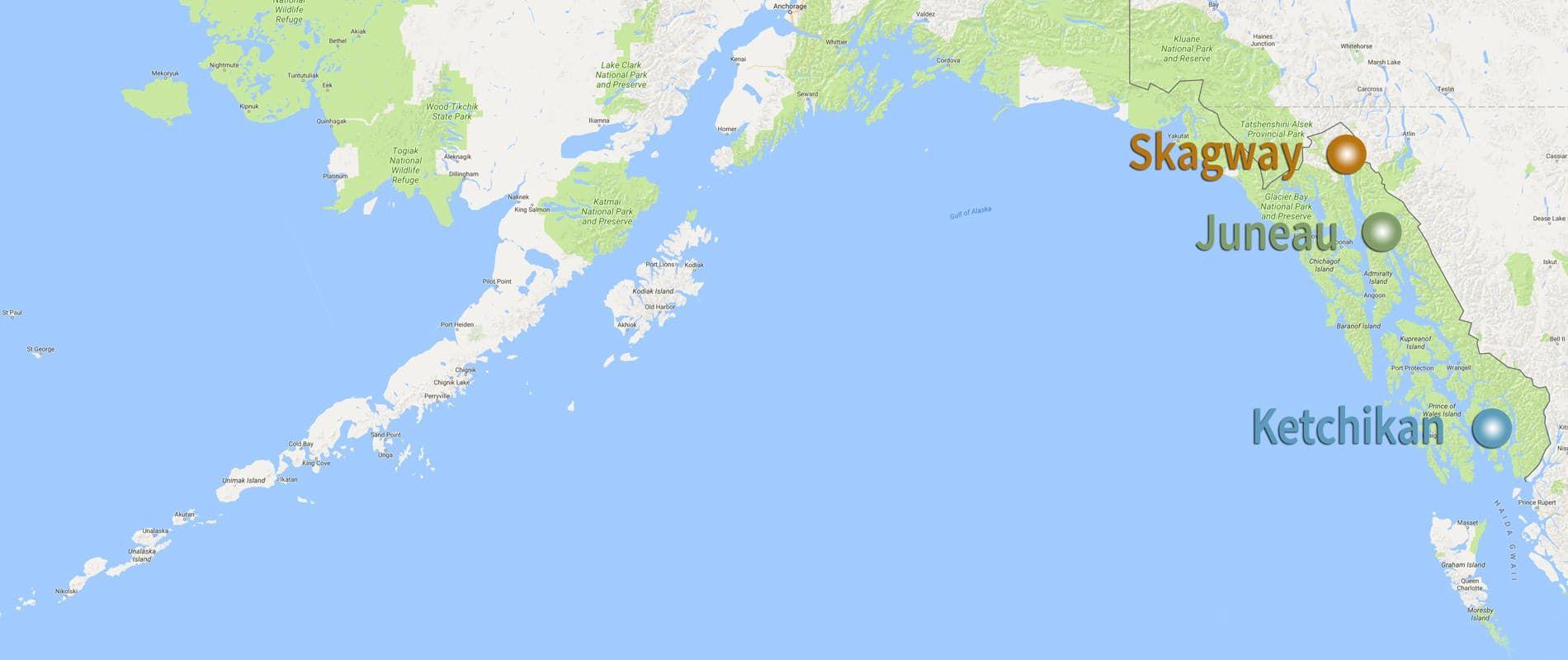 Juneau, Skagway, and Ketchikan Alaska Map and Walking Guide ... on ketchikan walking map, wasilla map, ketchikan alaska map, glacier bay alaska map, white pass alaska map, dawson city alaska map, whittier alaska map, palmer alaska map, tracy arm alaska map, sitka alaska map, dutch harbor alaska map, seward alaska map, juno alaska map, nulato alaska map, victoria bc map, hubbard glacier map, juneau map, unalakleet alaska map, kenai alaska map, north pole map,