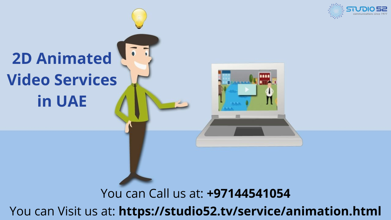 2d Animated Video Services In Uae Animated Gif Video Services Animation