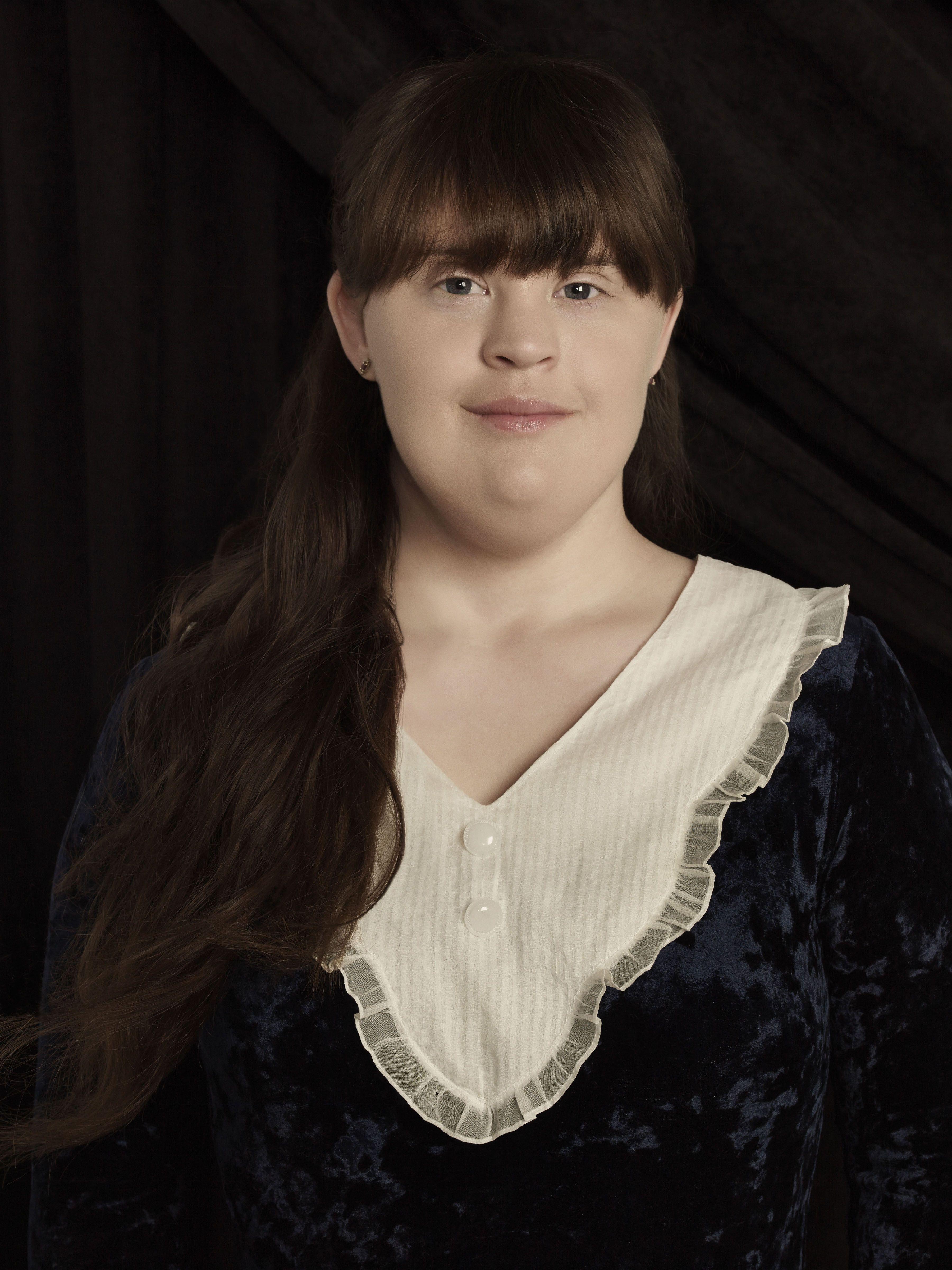 American Horror Story Coven S3 Jamie Brewer As Nan American
