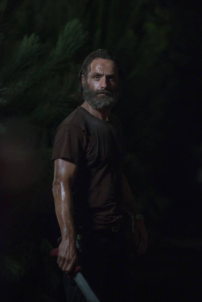 The Walking Dead Season 5 Episode 11: The Distance