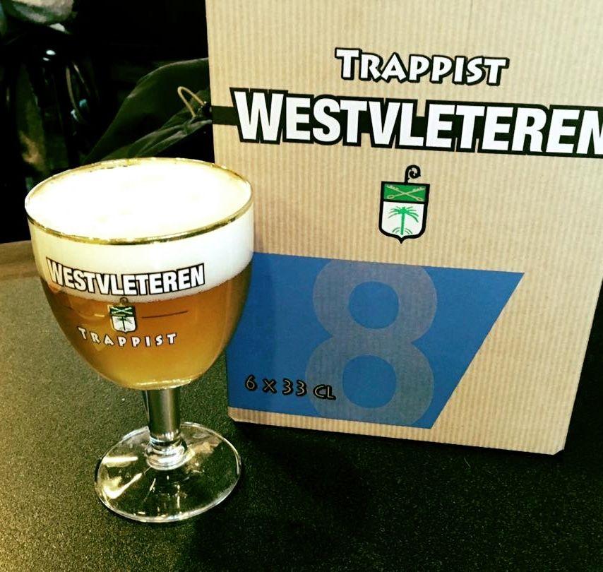 ...considered to be one of the best beer in the world......brewed in Belgium. http://www.ratebeer.com/beer/westvleteren-extra-8/4935/