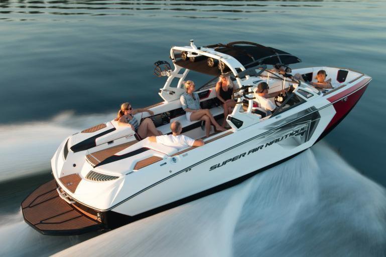 2018 Nautique Super Air Nautique G25 Power Boat For Sale