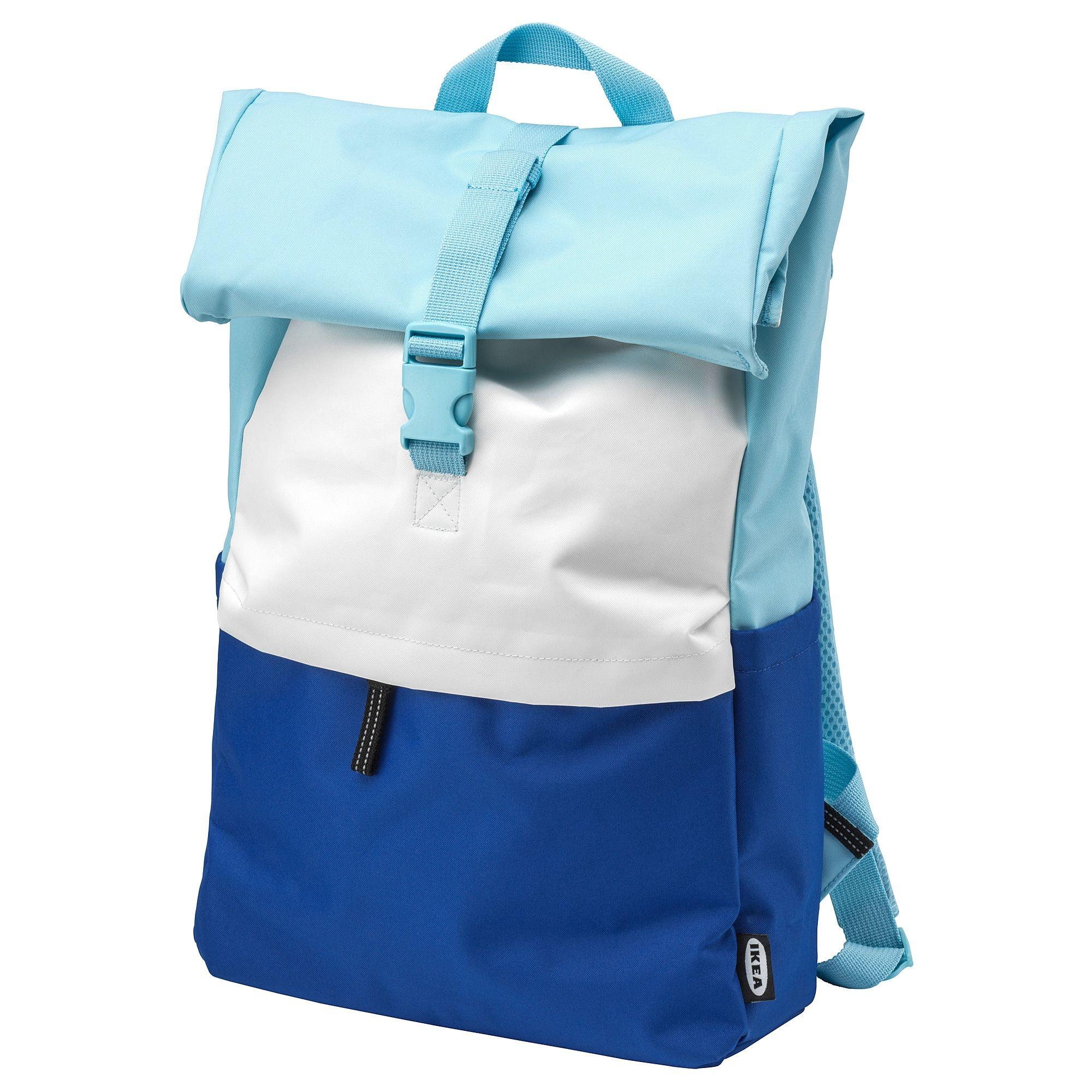 Ikea Us Furniture And Home Furnishings Blue Backpack Backpacks Ikea