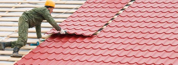 Roof Is The Uppermost Portion Of A Building Or Any