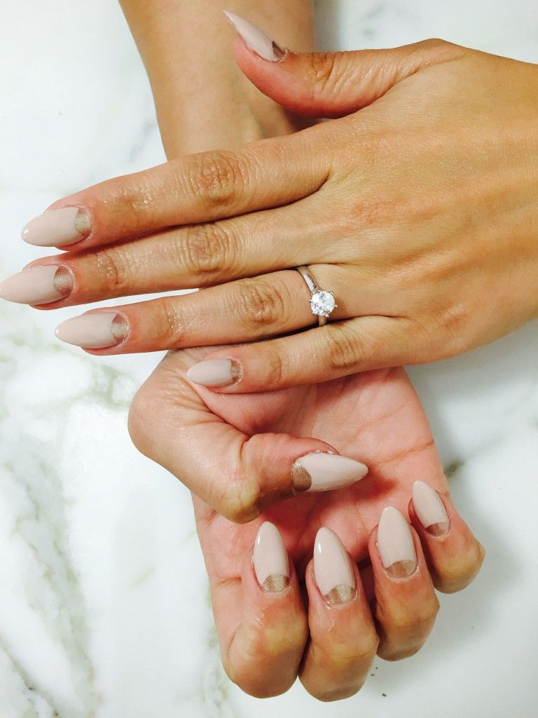 Almond Shaped Nails | Fashion Art Nails | Pinterest | Almond shape ...