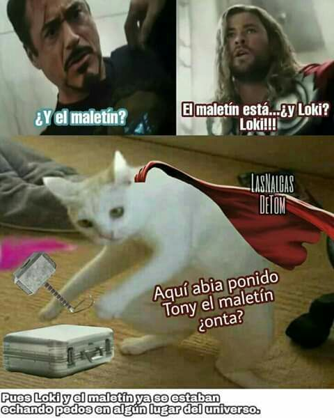 Memes Marvel Vol.3 – #53 ❤