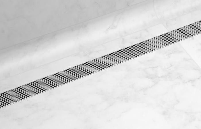 World S Most Beautiful Shower Drain Remodelista Shower Drain Shower Drains Floor Drains