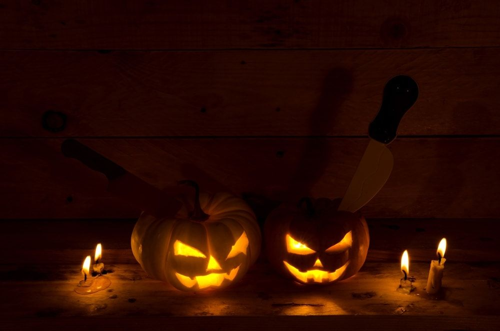 Spooky And Scary Halloween Wallpaper Free Download
