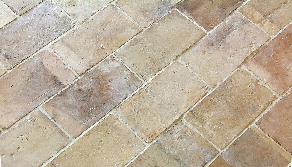 French Reclaimed Terra Cotta Tile Is A Floor With Authenticity And