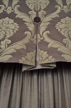Box Pleat Valance Design Ideas, Pictures, Remodel, and Decor - page 19