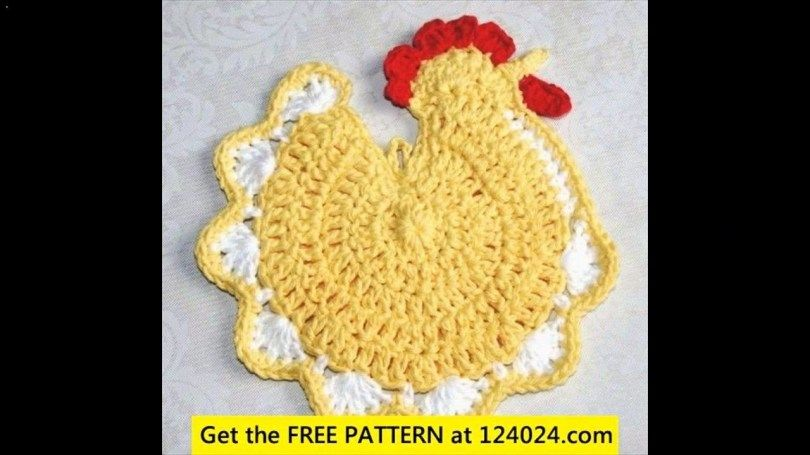 .37+ Exclusive Image of Easy Crochet Potholder Pattern #crochetpotholderpatterns