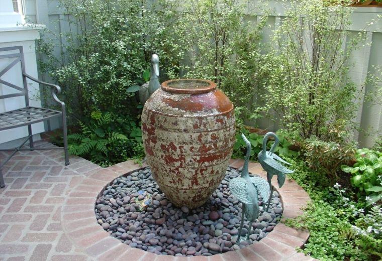 Jardines piedras y consejos para usarlas en dise os for Diseno de fuente de jardin al aire libre