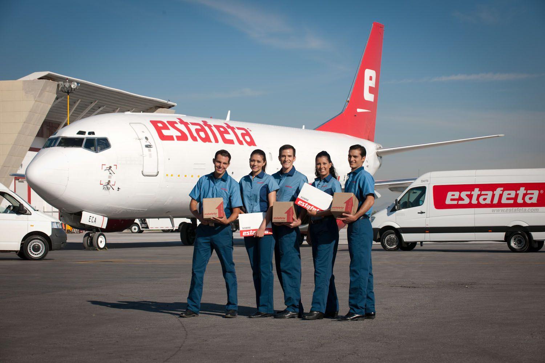 Estafeta USA offers air cargo express freight services for