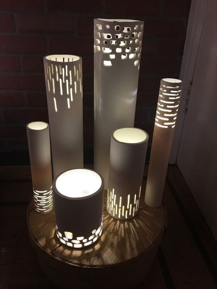 Transform PVC Pipe Into Luminaries For Your Home