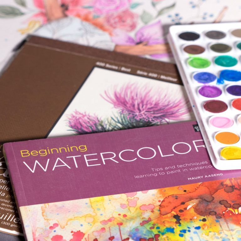 Watercolor Books The Best Picks For Beginners Beginning