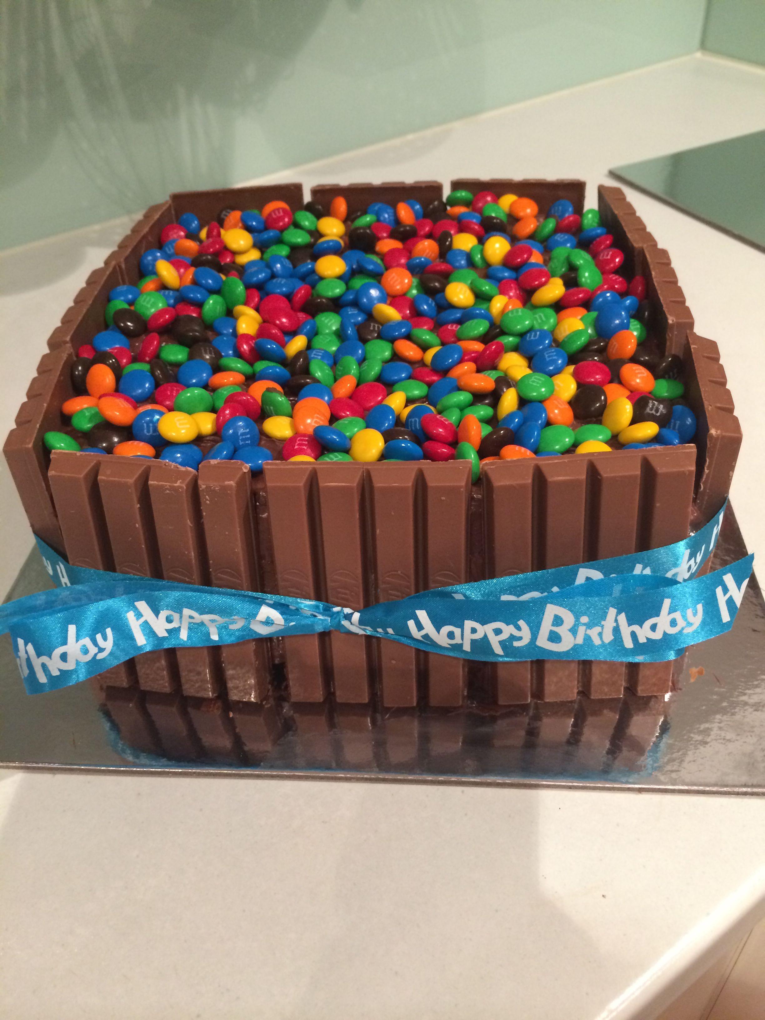 Easy cake decorating idea for kids birthday. | Easy cake ...