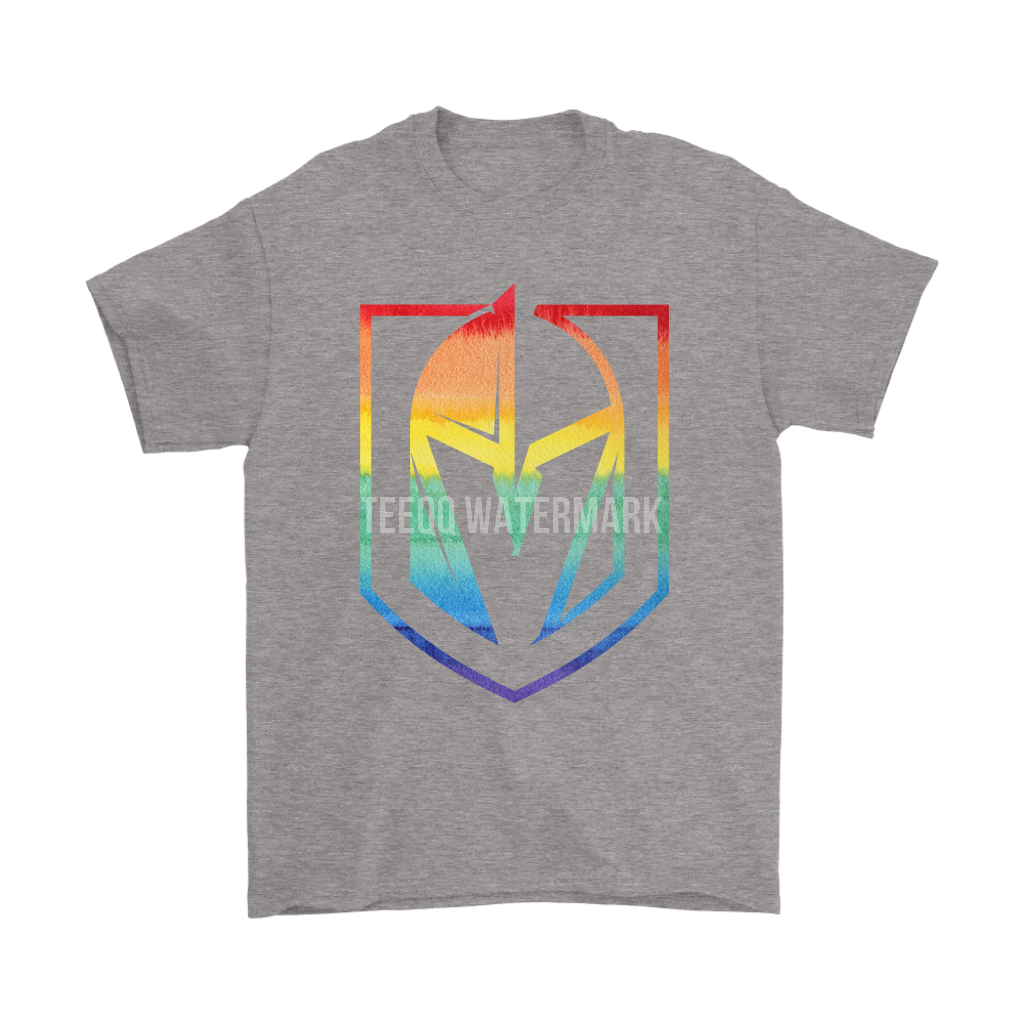 Vegas Golden Knights Love Is Love LGBT Pride Support Shirts