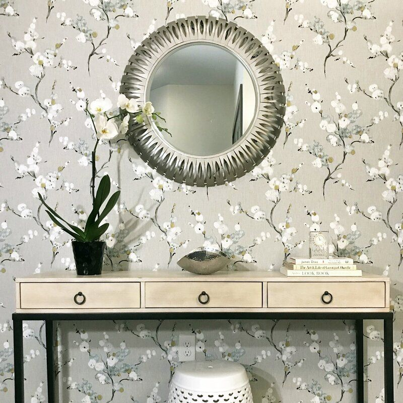 Removable Wallpaper Wayfair Wall Coverings Wallpaper Roll Removable Wallpaper
