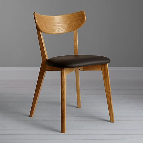Buy John Lewis Enza Dining Chair Online At Johnlewis