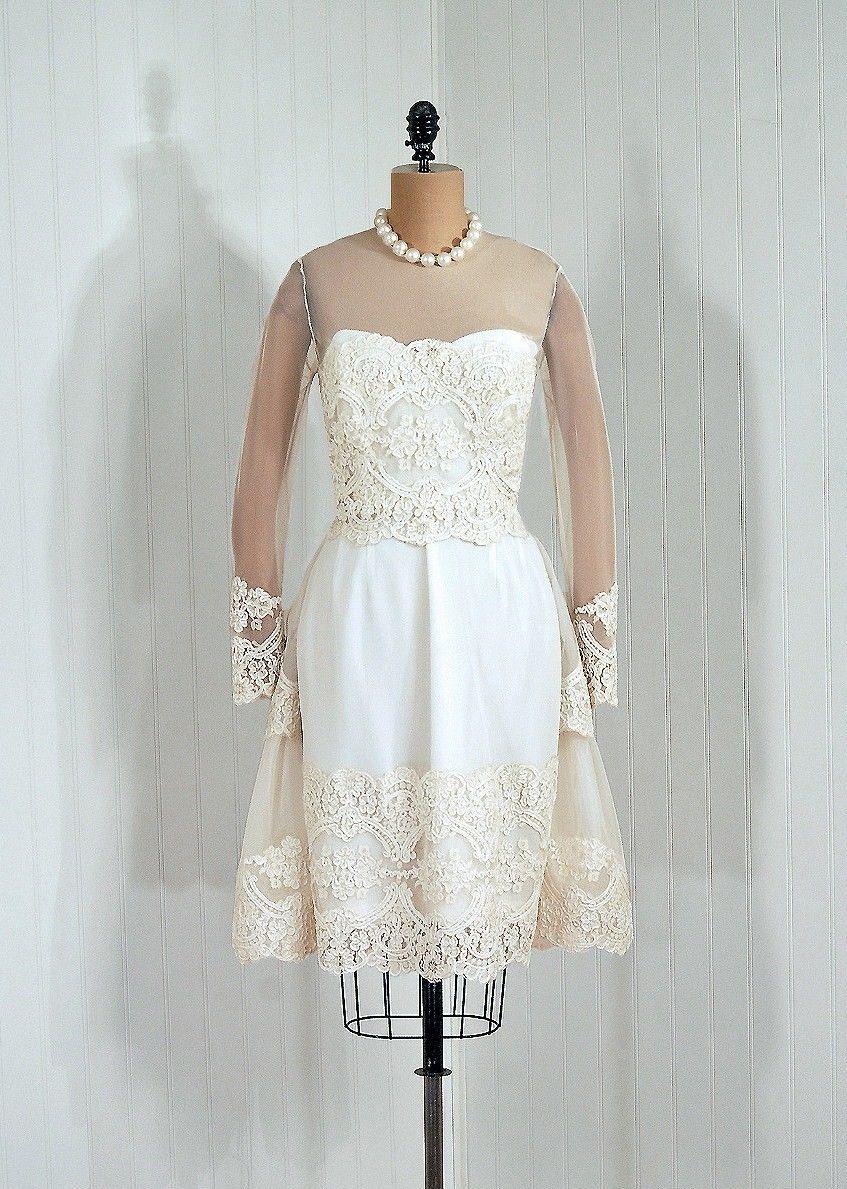 Wedding dress william travilla s timeless vixen vintage