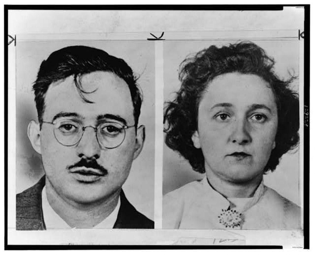 Juluis and Ethel Rosenberg