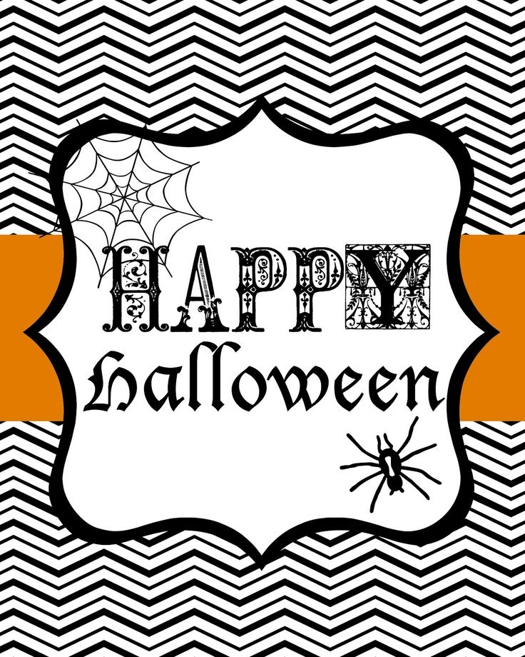 FREE halloween printables #printables | Witches & Goblins...Oh My ...