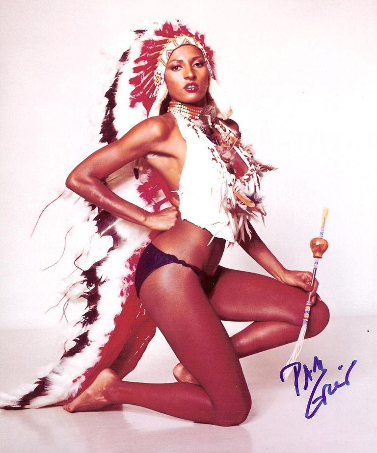 Pam Grier Barely Pam Grier Foxy Brown Beautiful