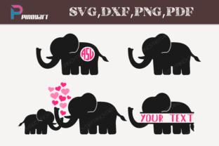 Download Elephant Svg's (Graphic) by Pinoyartkreatib   Elephant ...