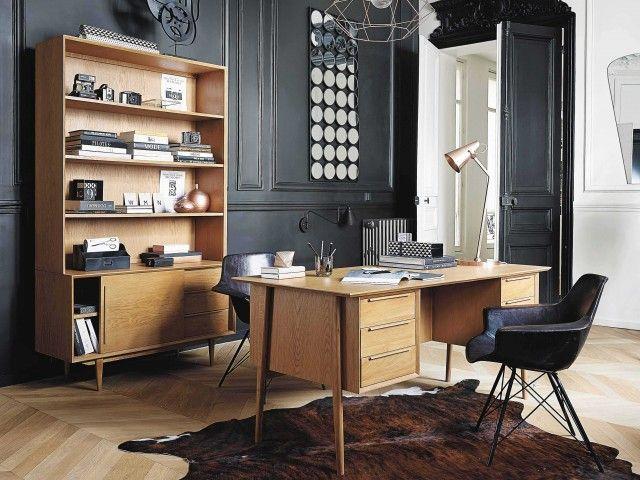 Coup de les meubles vintage de maisons du monde bureau en