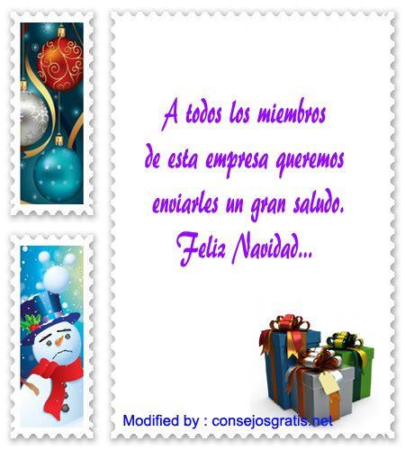 Descargar mensajes y cartas bonitas de navidad - Mensajes navidenos para empresas ...