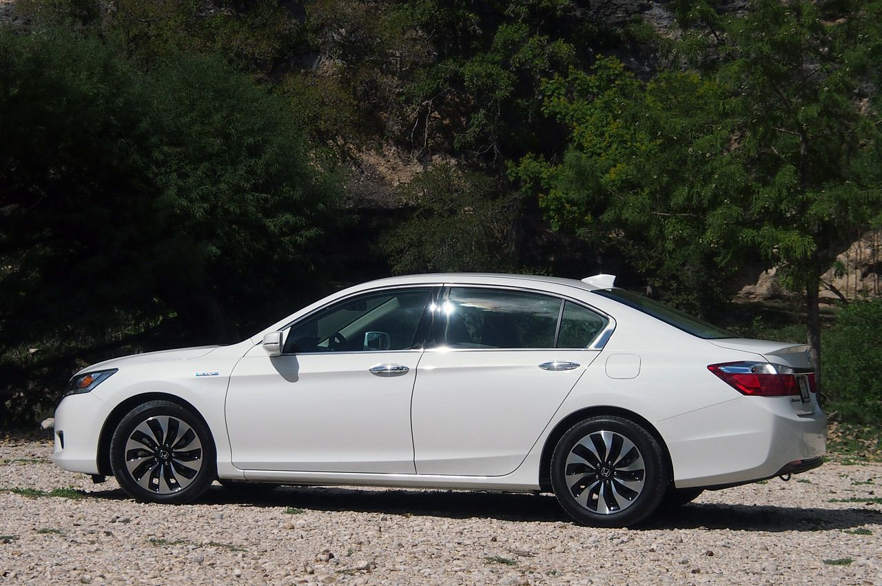 2015 Honda Accord Side View Honda accord, Honda, Dream cars