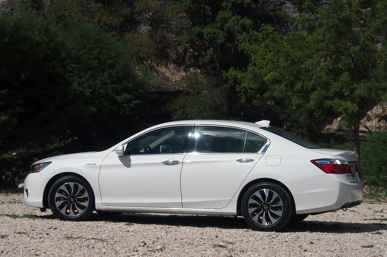2015 Honda Accord Side View Honda accord, Honda, Dream cars