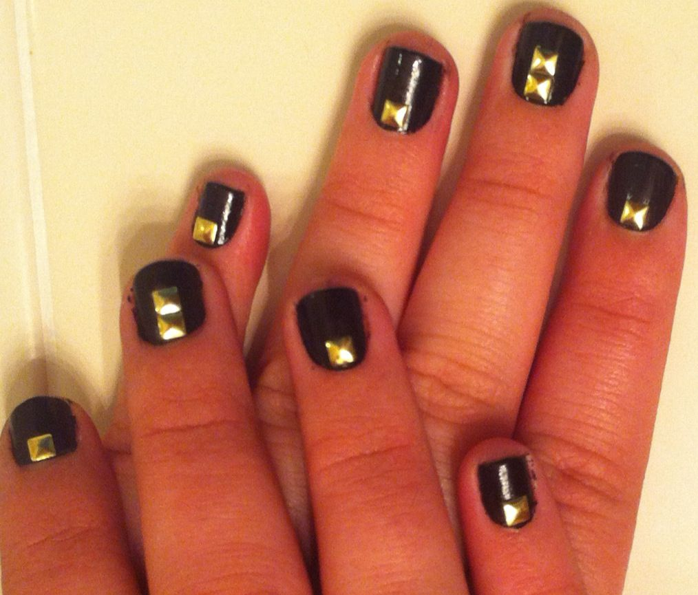 Nail art inspired by Demi lovato   Nails   Pinterest