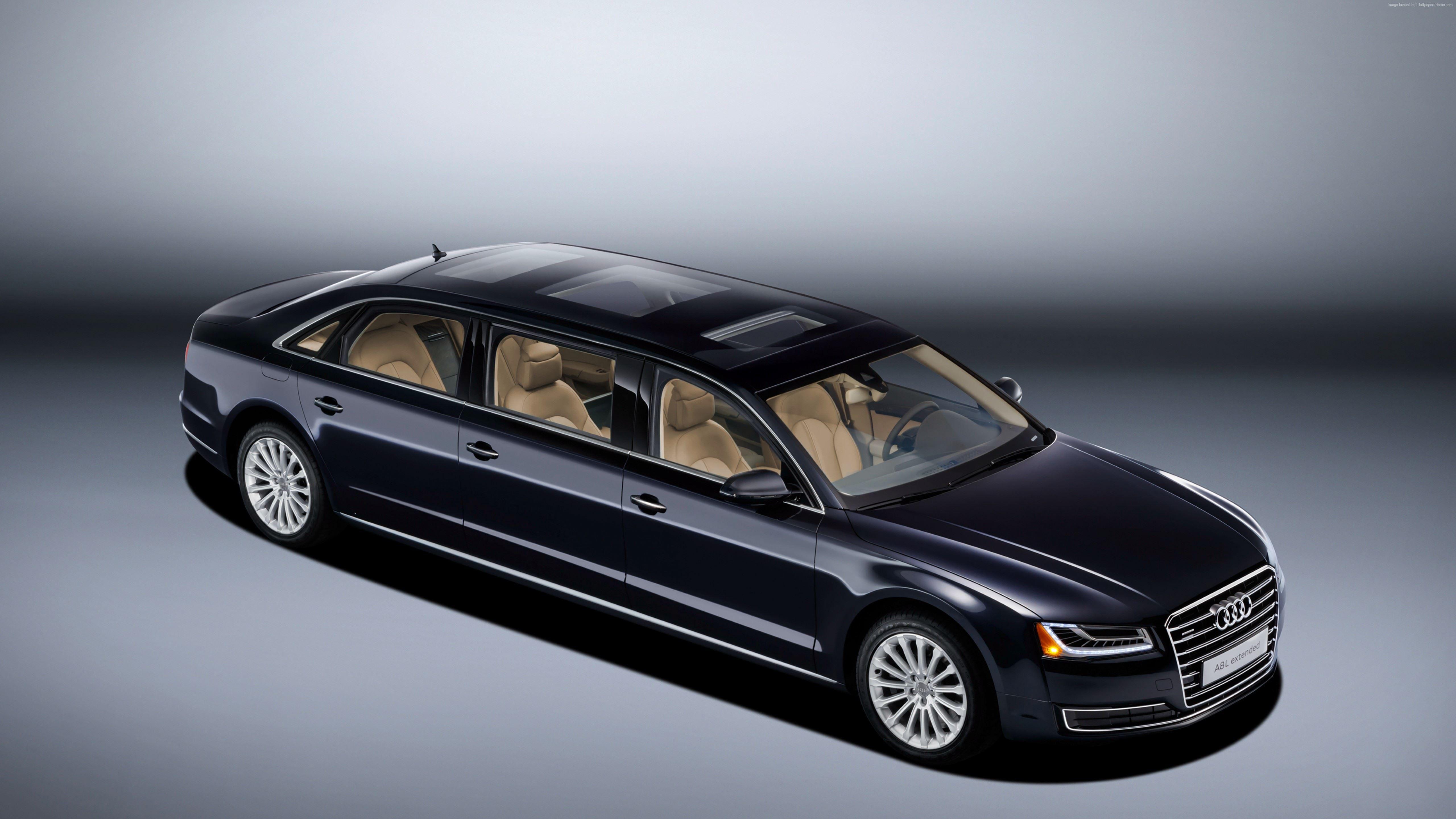 Audi A8 L Extende, luxury cars, limuzin – Classic Cars & Bikes –  Wallpapers HD …