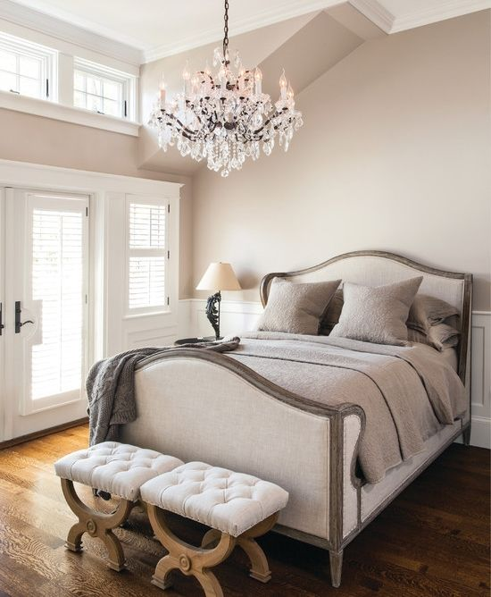 Spectacular Romantic Bedroom Chandeliers 90 Remodel Small Home ...