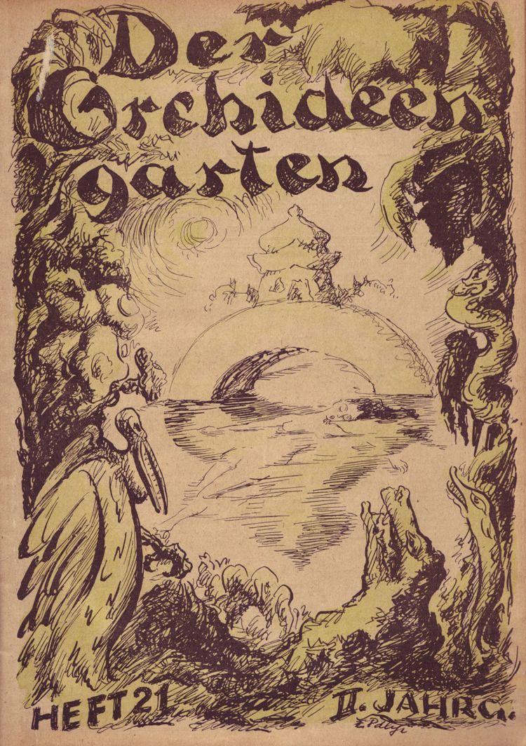 Watering the Toxic Garden 1 - 50 Watts | Der Orchideengarten: Early ...