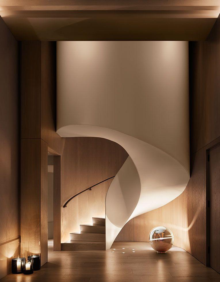 Staircase Inspiration - Staircases Pinterest Escalera - diseo de escaleras interiores
