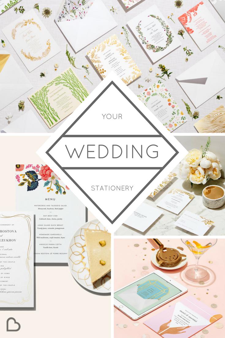 Wedding Stationery Ideas Smart Wedding Invitations By Paperless