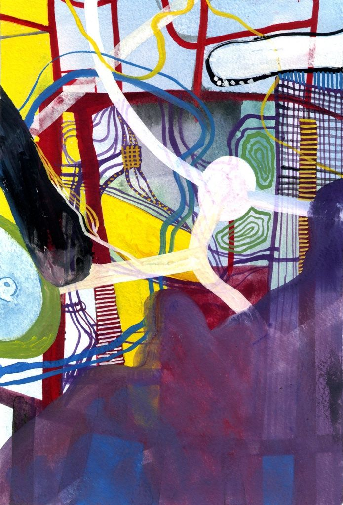Ruth Piper - Watercolour