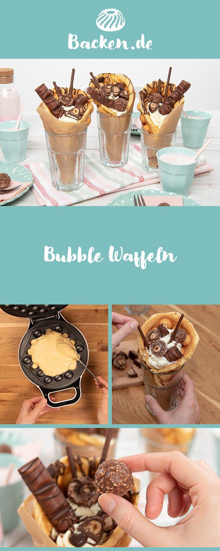Bubble Waffeln